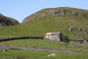 Alterations to extend a traditional dales cottage